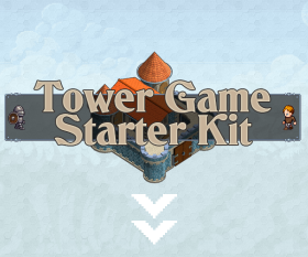 Tower Game Kit for Windows 8, Windows Phone and HTML5