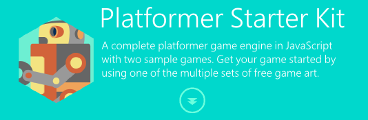 Platformer Starter Kit for Windows 8