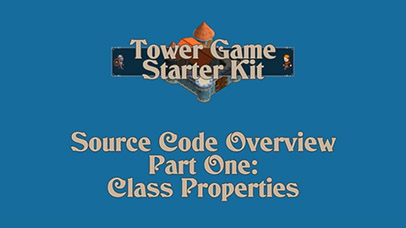 Code Overview Part 1: Class Properties