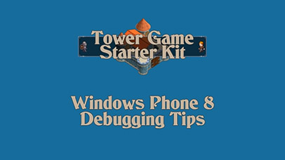 How to Debug in WP8