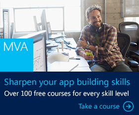 Access hundreds of free courses with Microsoft Virtual Academy